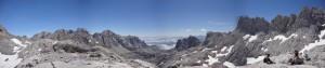 Picos de Europa, guía de montaña