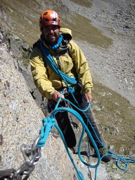 Alvaro. Guia de Montaña de los Picos de Europa