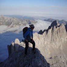 Cabrones-Torre Cerredo (Picos de Europa)