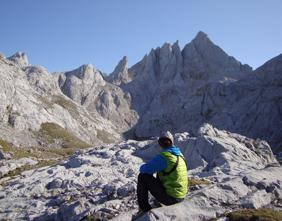 Los tres macizos, Picos de Europa.