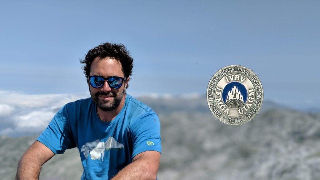 Alvaro Ramos guia alta montaña UIAGM UIFMA Picos de Europa