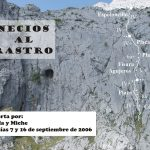 "CROQUIS ""NECIOS AL RASTRO"" HOCES DE VEGACERVERA"