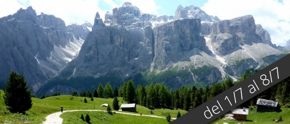 Trekking y ascensiones en Dolomitas
