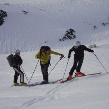 Curso de Esqui de Travesía