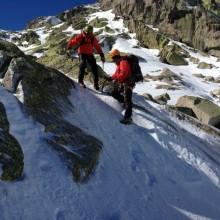 Curso de Alpinismo invernal