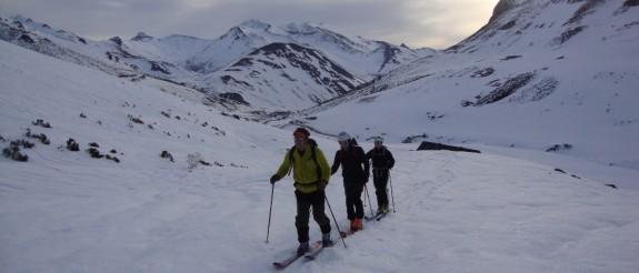 Esqui en la Montaña Central Leonesa
