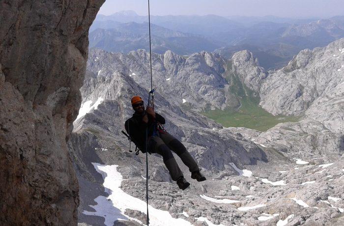 La linea Schulze: «Torre Altaiz-Palanca»