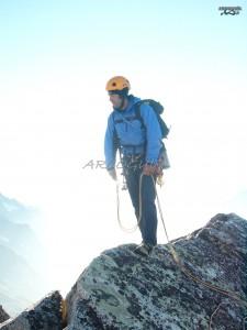 Integral de Peuterey. Mont Blanc