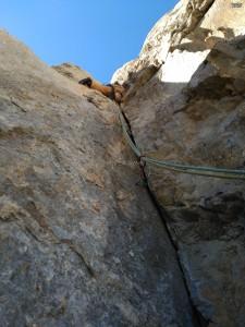 Tercer Largo de la Ecce-Homo, Picos de Europa