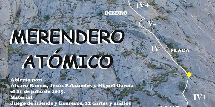 """Merendero Atómico"" Hoces de Vegacervera"
