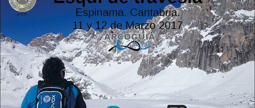 Video Jornadas de divulgación del Esquí de montaña en los Picos de Europa