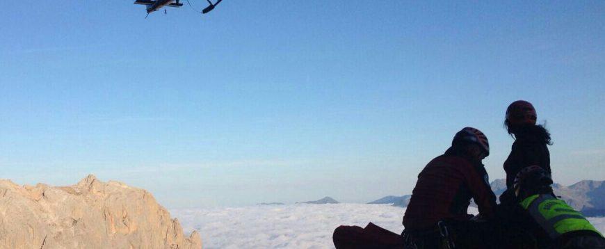 Reflexiones sobre algunos accidentes de escalada en Picos de Europa.