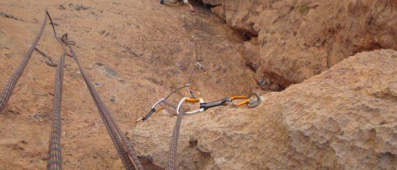 De la escalada deportiva  a la escalada de largos equipada.