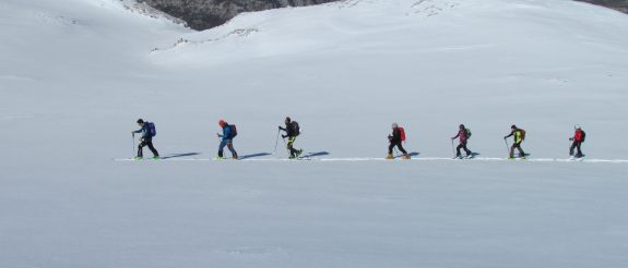 Esquí de travesía en Picos de Europa 2 días, Macizo Oriental