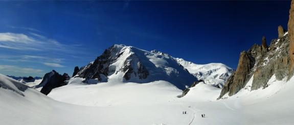 MONT BLANC 4.810M (Ruta Normal Gouter)