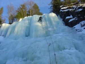 Escalada en Hielo en Noruega