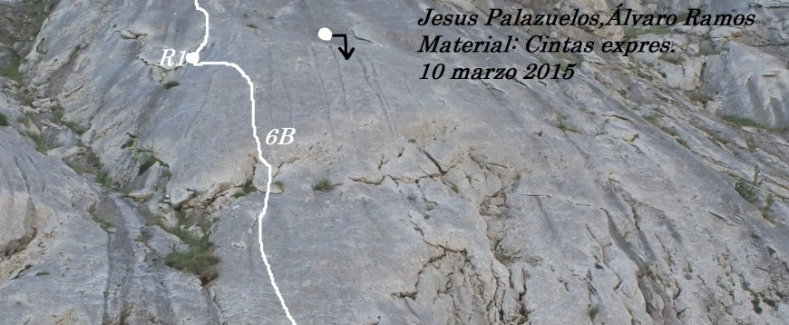 ESCALADA EN EL CURUEÑO, LEÓN