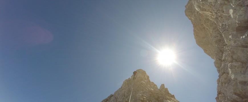 Torre Blanca al Llambrión, Picos de Europa