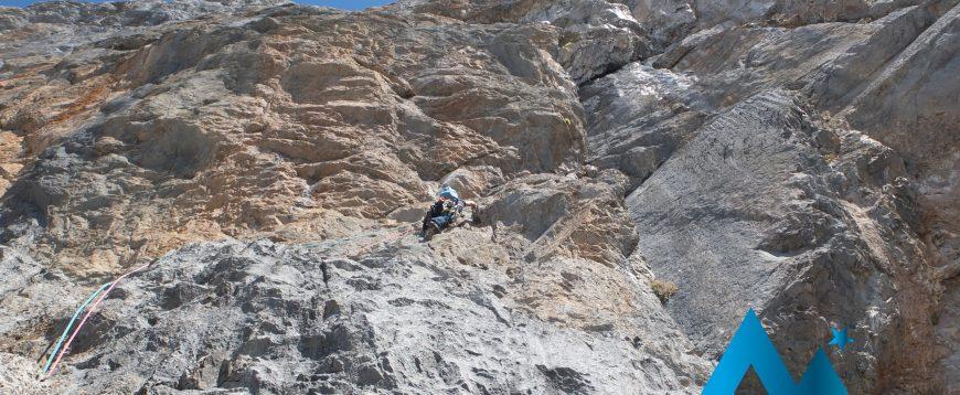 Maraya, Horcados Rojos 2.503m. Picos DeEuropa