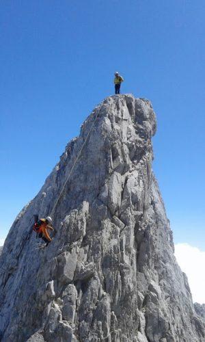 Crestas en los Picos de Europa
