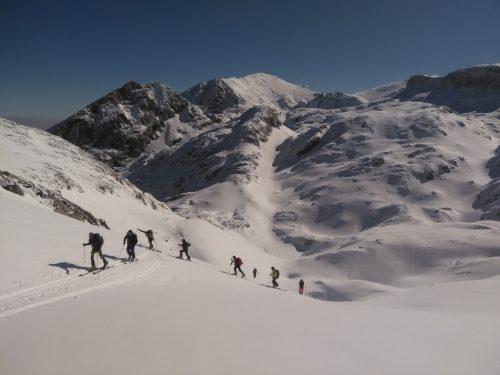 Esqui de motaña Picos de Europa, UIAGM UIFMA