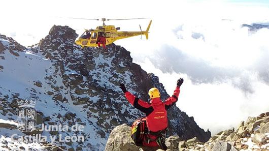 112, emergencia de montaña