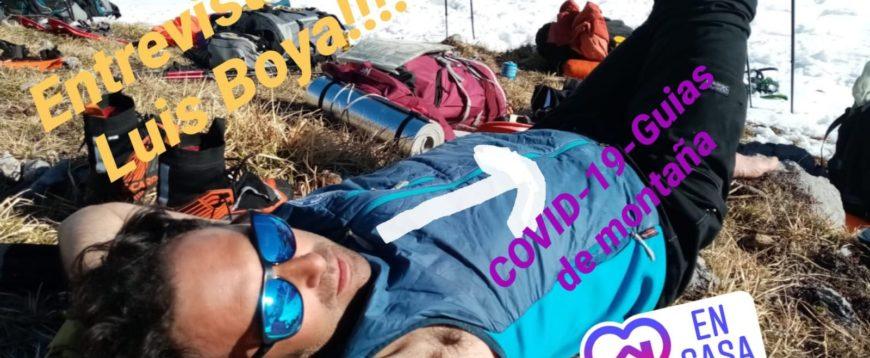 Entrevista en Radio Diego Muros sobre el COVID-19