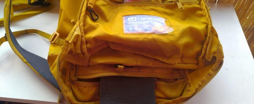Cómo preparar la mochila para una salida de un día de senderismo,  treking o montañismo.