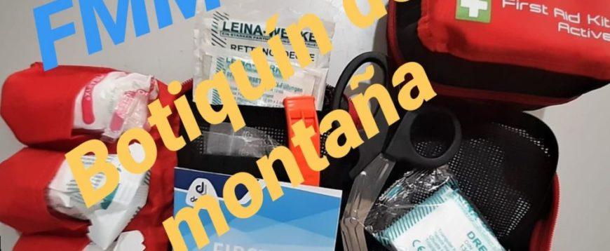 Webinar «Botiquín de Montaña» con la FMM